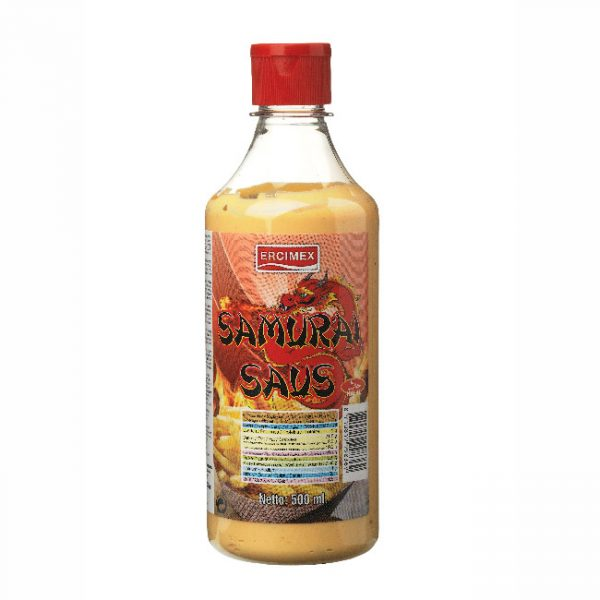 Samuraisaus 500 ml